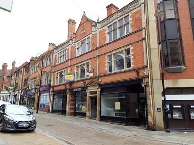 Thumbnail Retail premises for sale in 26/27 Market Street, Kettering, Northants