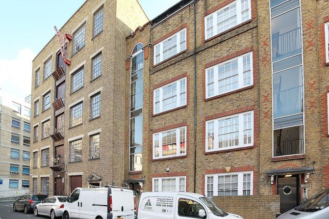 Thumbnail Block of flats to rent in Lafone Street, London