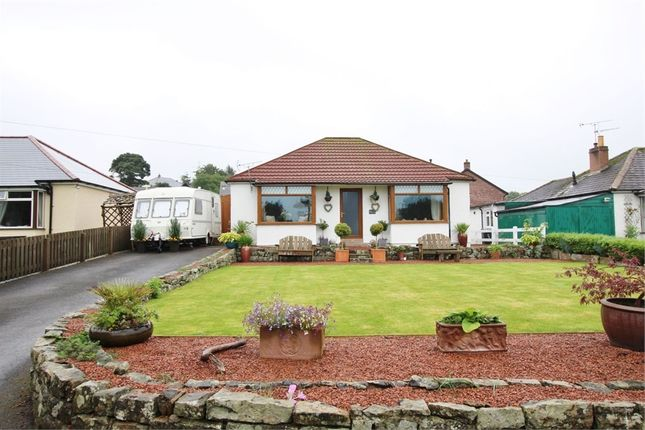 Thumbnail Detached bungalow for sale in Tree Gardens, Off Tree Road, Brampton, Cumbria