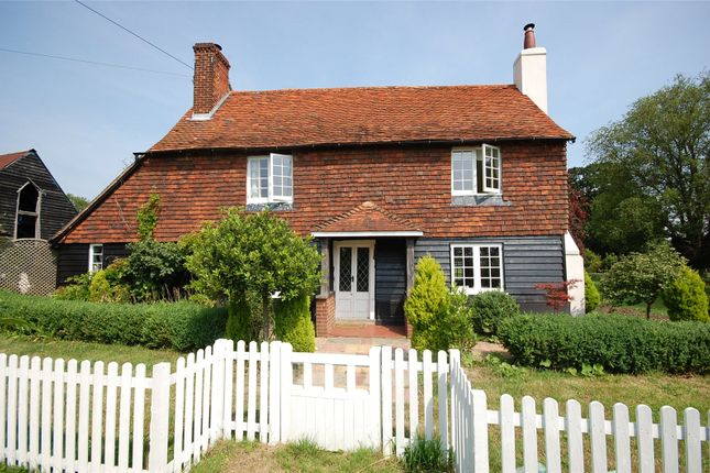 Thumbnail Detached house for sale in Old Barn Lane, Rettendon Common, Chelmsford, Essex