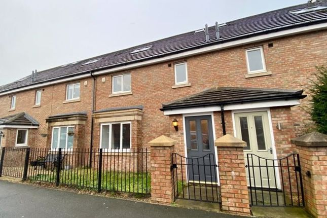 Thumbnail 4 bed property for sale in Dockwray Close, North Shields