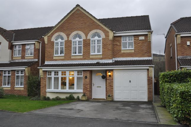 Thumbnail Detached house for sale in Crowswood Drive, Stalybridge