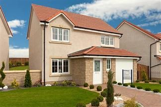 Thumbnail Detached house for sale in Off Kirkliston Road, South Queensferry