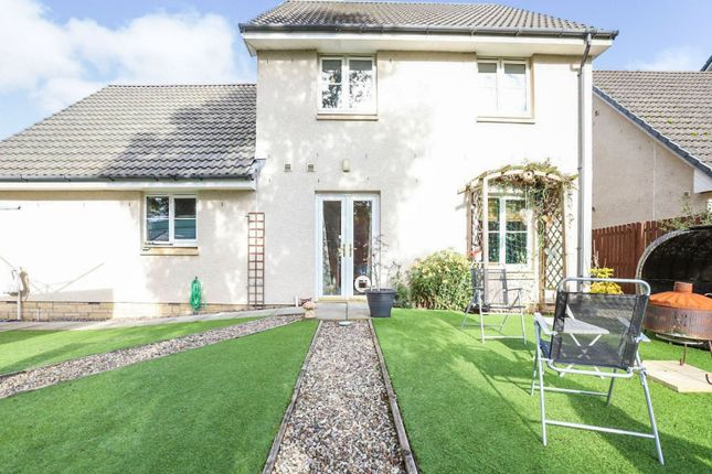 Rear View of Silver Birch Drive, Baldovie, Broughty Ferry, Dundee DD5