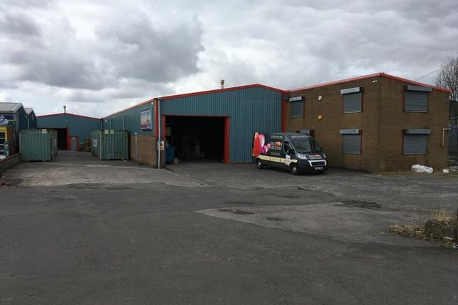 Thumbnail Light industrial to let in Unit 24, Pant Industrial Estate, Dowlais, Merthyr Tydfil