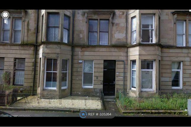 Thumbnail Flat to rent in Bentinck Street, Glasgow