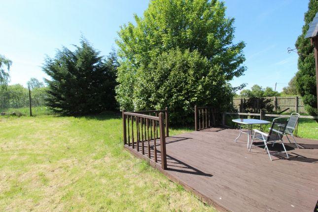 Rear Garden Deck of Blair Avenue, Hurlford KA1