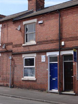 Thumbnail Terraced house to rent in Watkin Street, Nottingham