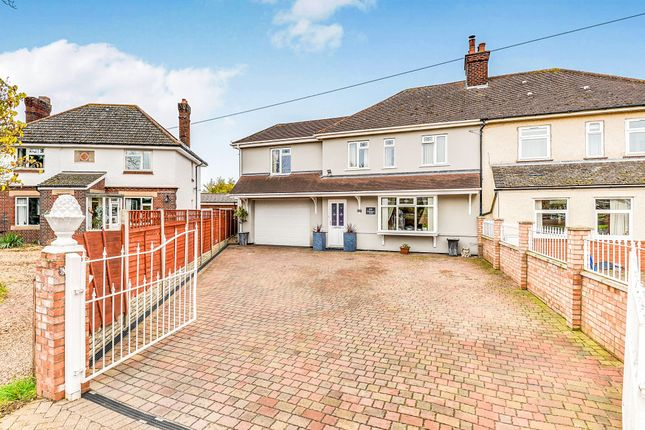 Thumbnail Semi-detached house for sale in Willington Road, Cople, Bedford