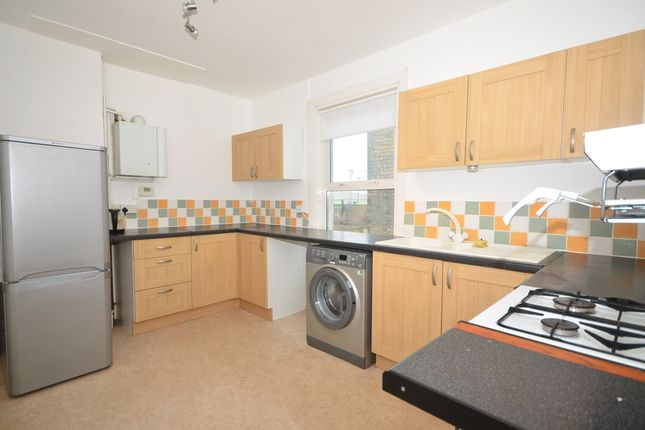 Thumbnail Flat to rent in High Street, Blue Town, Sheerness