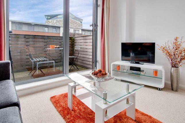 Thumbnail Flat to rent in Granville Street, Birmingham, West Midlands