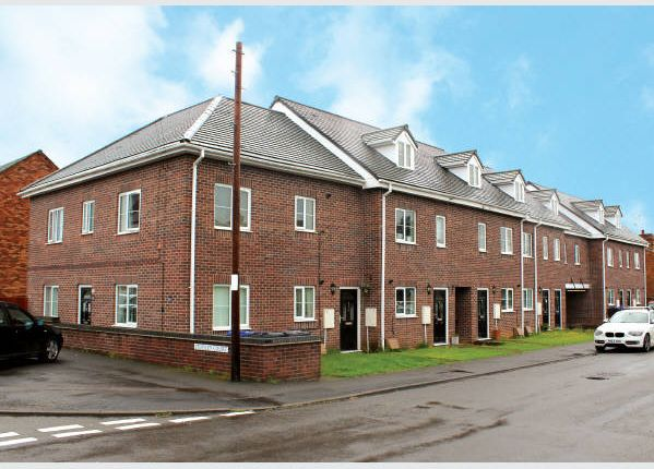Thumbnail Block of flats for sale in Studley Court, Church Street, Warwickshire