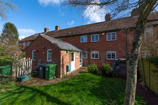 Thumbnail Terraced house for sale in Hurstbourne Priors, Whitchurch, Hampshire