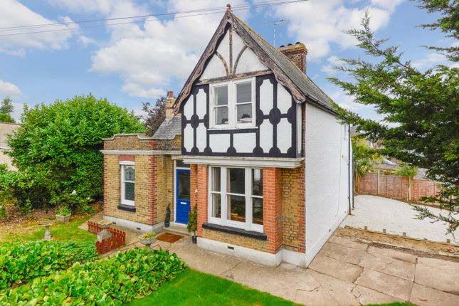 Thumbnail Detached house for sale in Woodlands Road, Gillingham