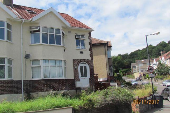 Thumbnail Maisonette to rent in Glenfrome Road, Stapleton, Bristol