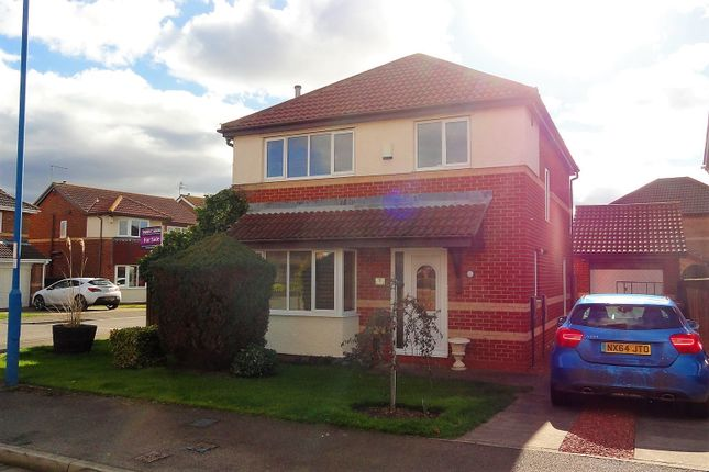 Thumbnail Detached house for sale in Grace Close, Seaton Carew