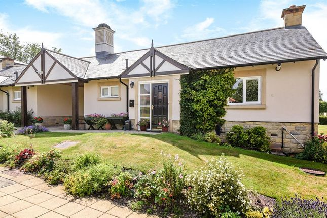 Thumbnail Bungalow for sale in Garden Court, Hollins Hall, Killinghall, Harrogate