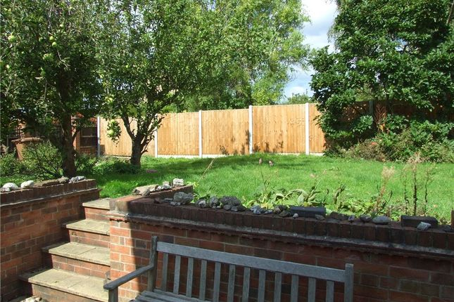 Garden of Lambley Drive, Allestree, Derby DE22