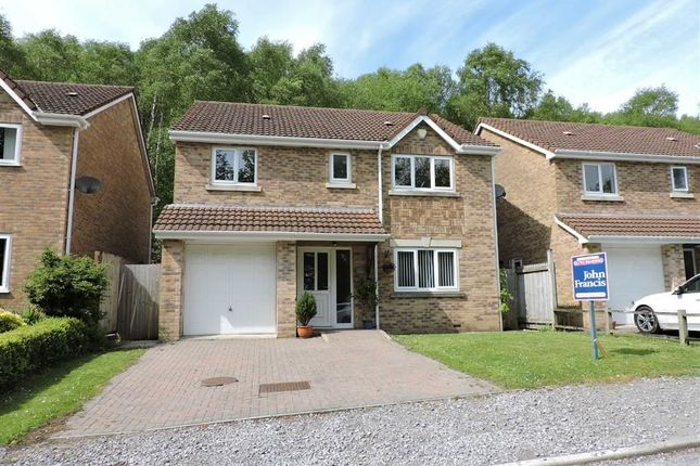 Thumbnail Detached house for sale in Woodlands Avenue, Clydach, Swansea