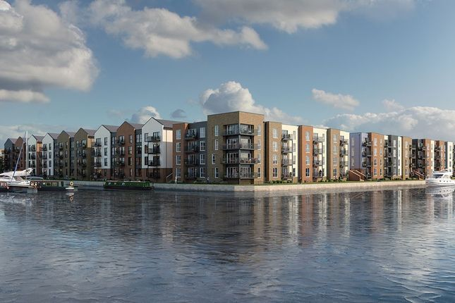 "Thumbnail Flat for sale in ""Durso"" at St. Ann Way, The Docks, Gloucester"