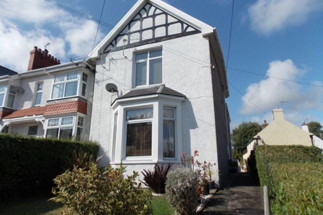 Thumbnail Flat for sale in New Road, Newton, Porthcawl