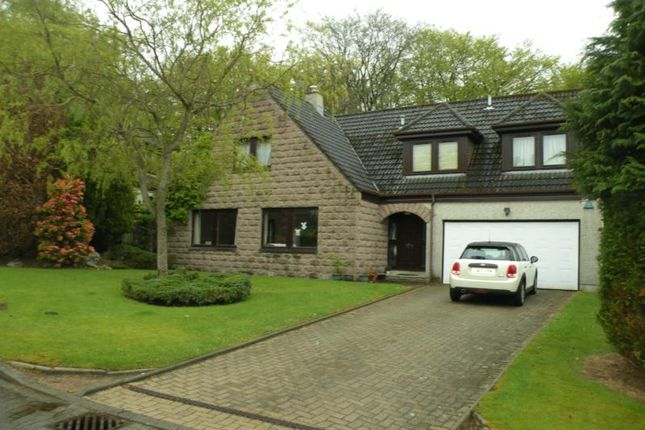 Thumbnail Detached house to rent in Cromar Gardens, Kingswells