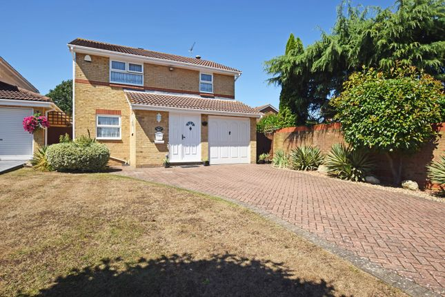 Thumbnail Detached house for sale in Charlotte Drive, Gillingham