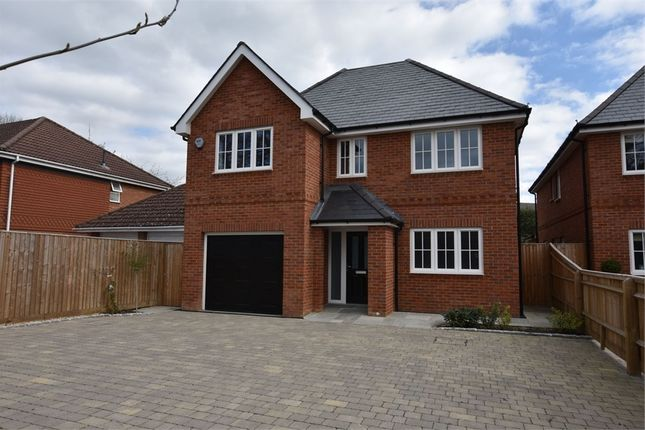 Thumbnail Detached house for sale in St Marks Road, Binfield, Berkshire