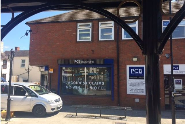 Thumbnail Office for sale in High Street, Dawley, Telford