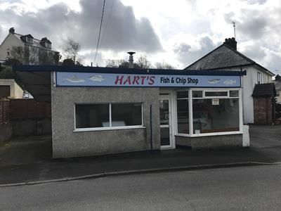 Photo of Harts Fish And Chips, 31, Grove Road, St Austell, Cornwall PL25