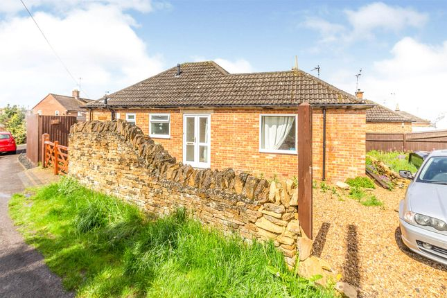 Thumbnail Bungalow for sale in Pecked Lane, Bishops Cleeve, Cheltenham, Gloucestershire