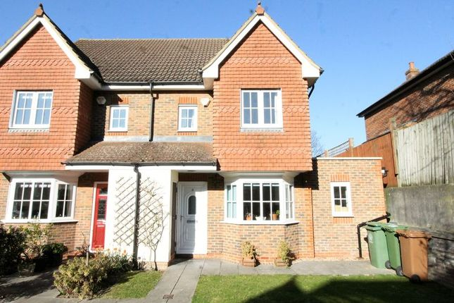 Thumbnail Semi-detached house for sale in Osprey Close, Sutton