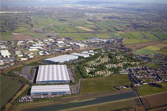 Thumbnail Land to let in The Airfields, Welsh Road, Deeside, Flintshire, UK