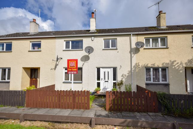 Thumbnail Terraced house for sale in Breakly Way, Fivemiletown