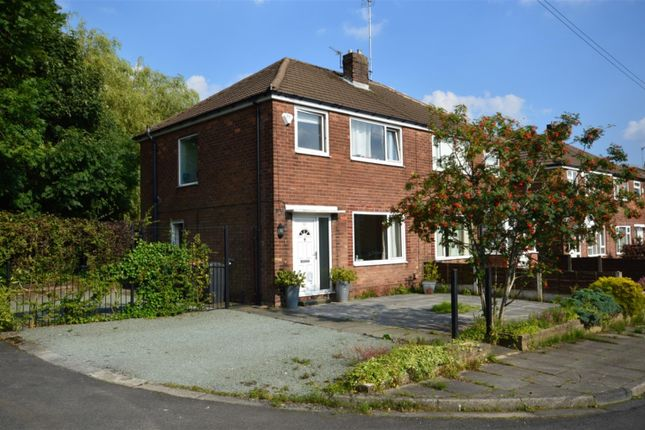 Thumbnail Semi-detached house to rent in Lyndene Avenue, Worsley, Manchester