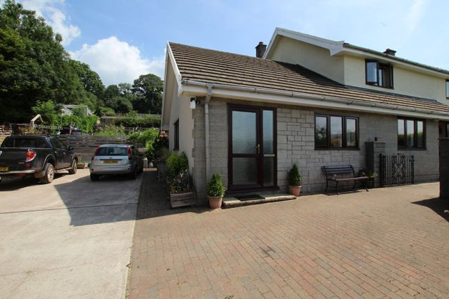 1 bed flat to rent in Groesffordd, Brecon LD3