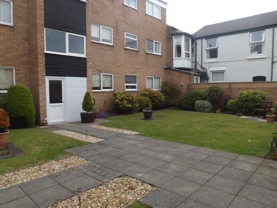 Garden of Clarence Court, Rawcliffe Street, South Shore, Blackpool FY4