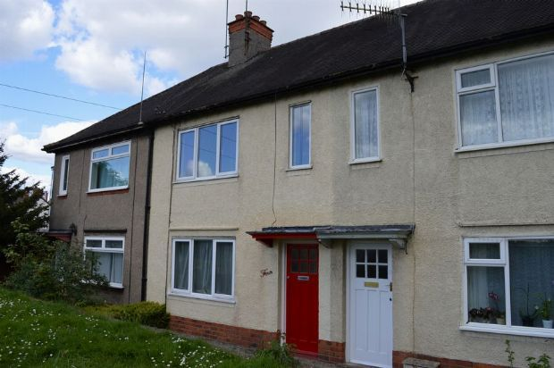 Thumbnail Terraced house to rent in Western View, Town Centre, Northampton