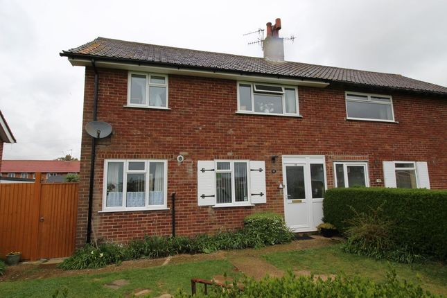 Thumbnail Semi-detached house for sale in Rye Close, Seaford