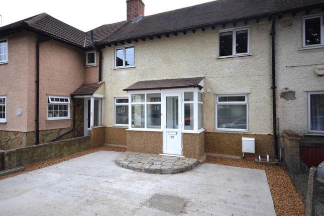 Thumbnail Semi-detached house to rent in Douglas Road, Norbiton, Kingston Upon Thames