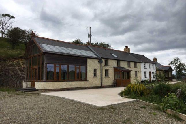Thumbnail Terraced house for sale in Devils Bridge, Aberystwyth, Ceredigion
