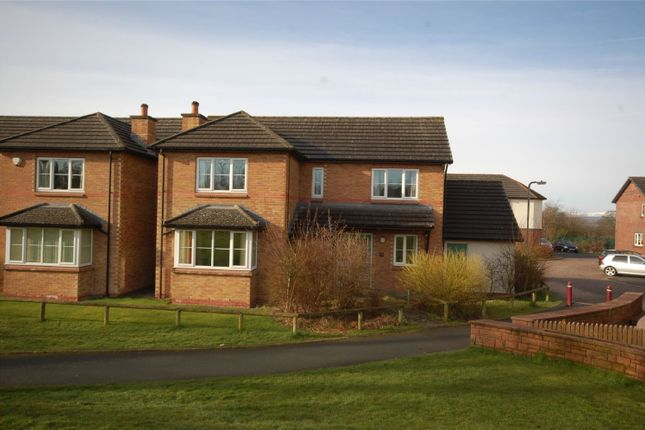 Thumbnail Detached house for sale in 88 Rivington Park, Appleby-In-Westmorland, Cumbria