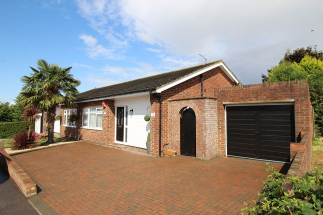 Thumbnail Bungalow for sale in Orlick Road, Gravesend, Kent