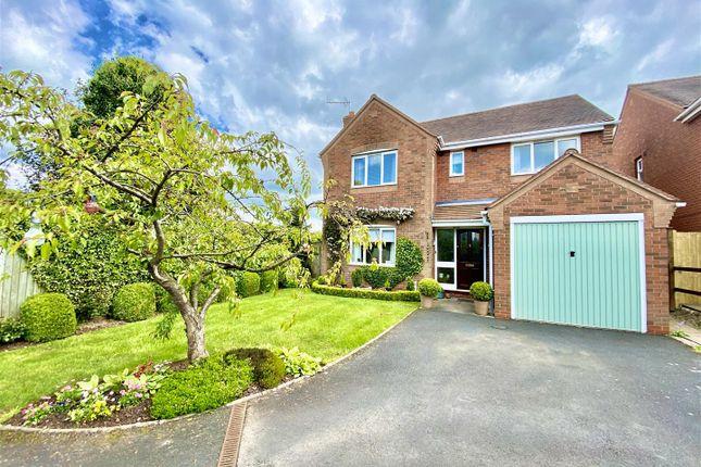 Thumbnail Detached house for sale in Larks Rise, Cleobury Mortimer, Kidderminster