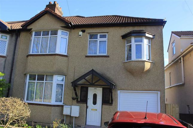 Thumbnail Semi-detached house for sale in Kellaway Avenue, Westbury Park, Bristol