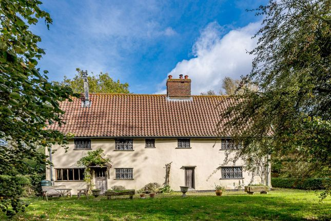 Detached house for sale in Swan Green, Cratfield, Halesworth