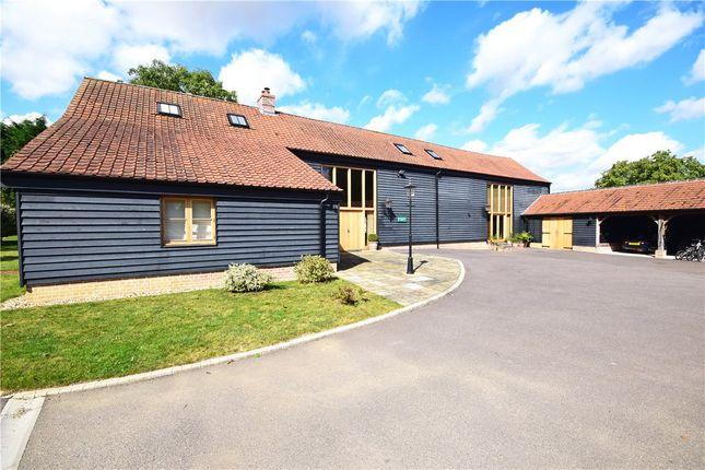 Thumbnail Barn conversion to rent in Great Brockholds, Top Road, Radwinter; Nr Saffron Walden, Essex