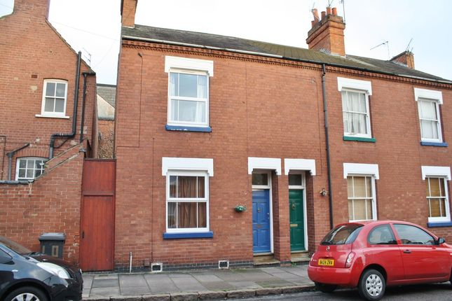 Thumbnail End terrace house to rent in Edward Road, Leicester LE2, Clarendon Park
