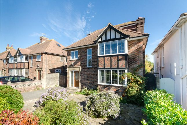 Thumbnail Detached house for sale in George V Avenue, Goring-By-Sea, Worthing, West Sussex