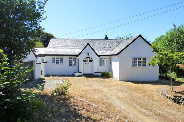 Thumbnail Detached bungalow for sale in Lankelly Lane, Fowey